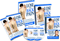 Does the lose the back pain system work
